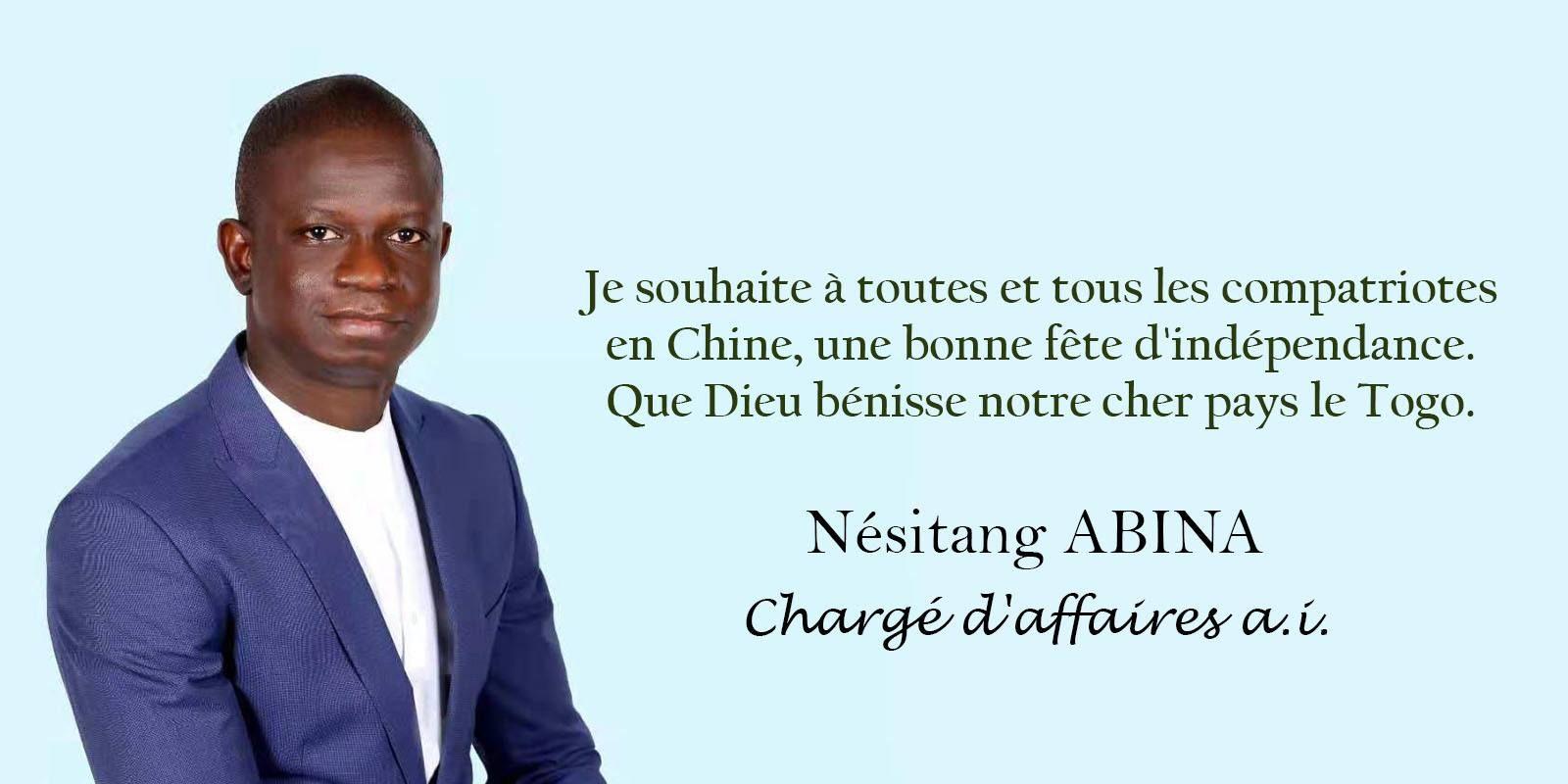 61 Anniversary of Togo